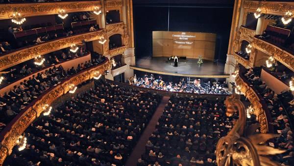 © Gran Teatre del Liceu - 51ena Concurs Int. Cant Francesc Viñas (Enero, 2014)
