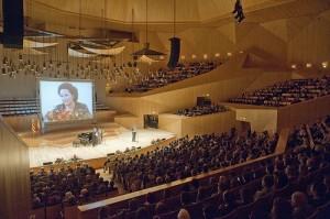 Auditorio Zaragoza, Montserrat Caballé Int. Contest