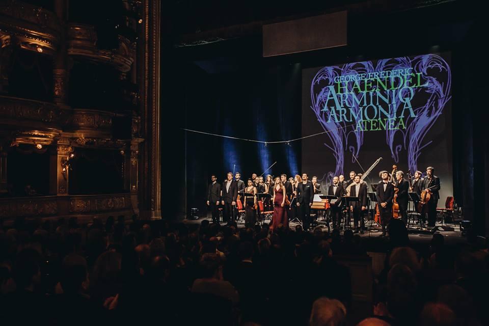 Handel Arminio © Krakow Opera Rara