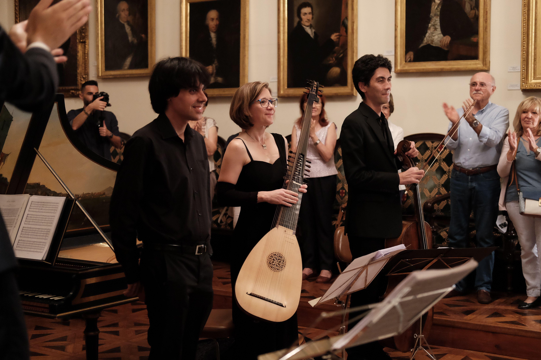 Ensemble Rigaudon (Villagrasa, Burgdorf, Kindynis)